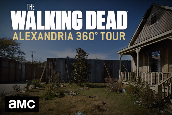 The Walking Dead Alexandria