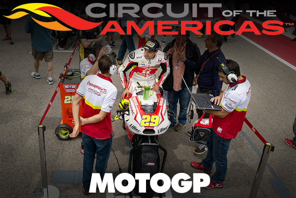 MotoGP Starting Grid